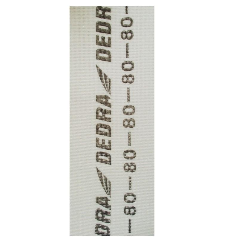 Mriežka brúsna biela 105x280mm hrúbka 80 - min. obj 50 ks