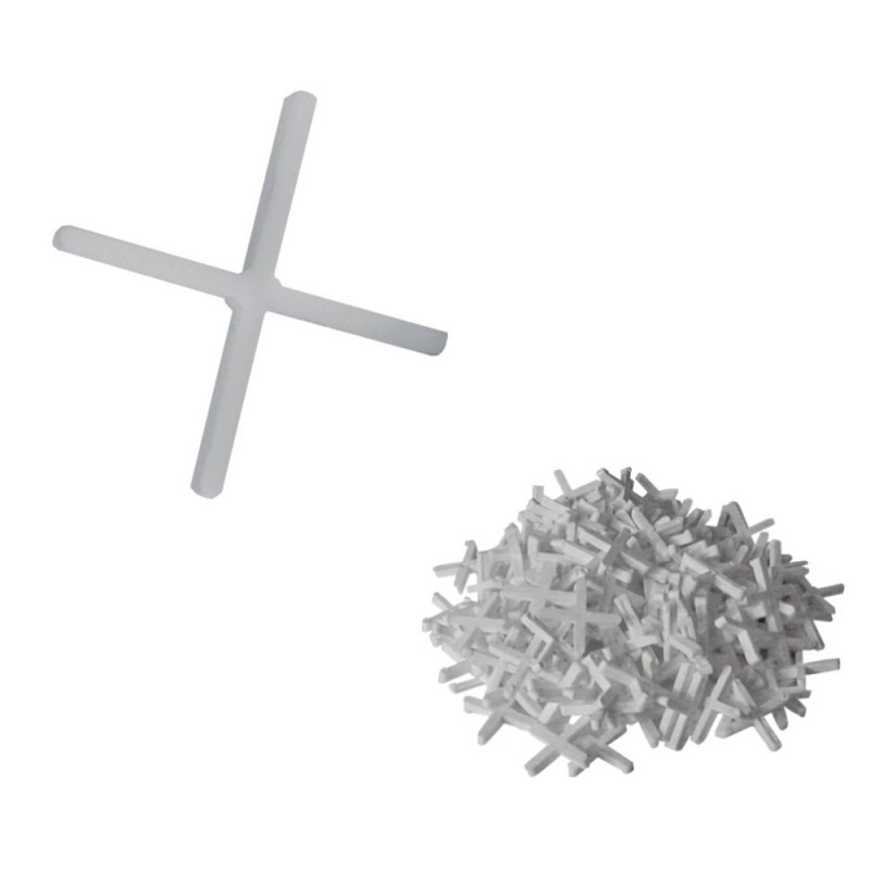 Krížiky vymedzovacie  1,0 mm 200 ks