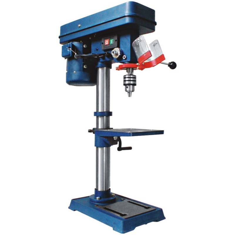 Vŕtačka stolová 450W, 16mm, 12 prevodov, vŕtacia dĺžka 60mm, výška stroja 820mm