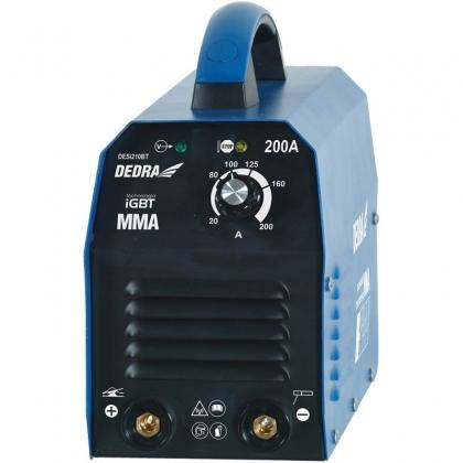 Zvárací invertor DEDRA 10-200A