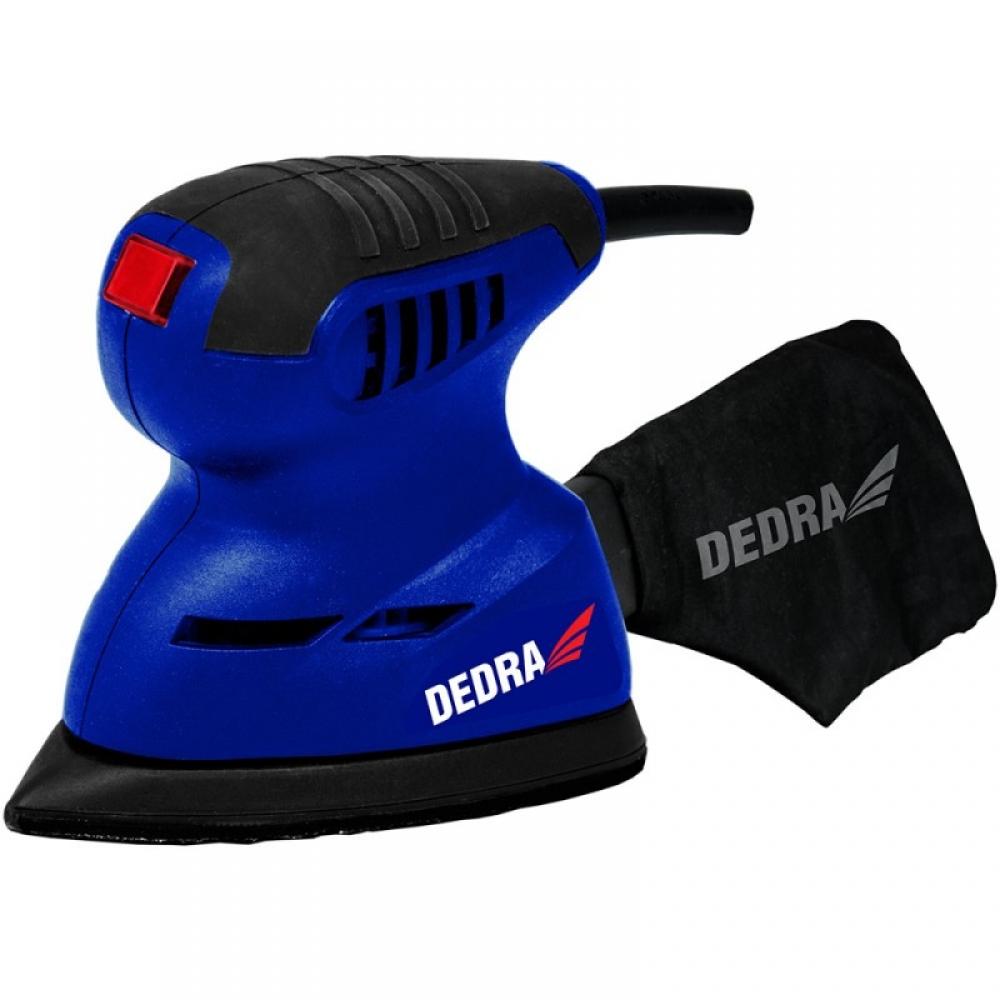 delta brúska DEDRA 125W DED7941