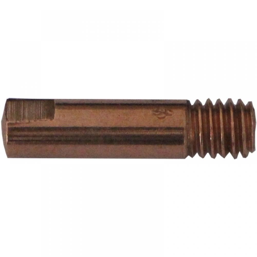 Prúdová koncovka MB 13/15 0,8 mm, 10 ks