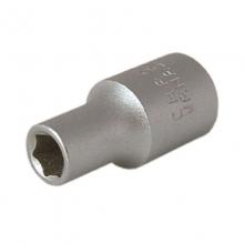 """Násadkový kľúč 6 bodový    1/4"""""""" 8 mm"""