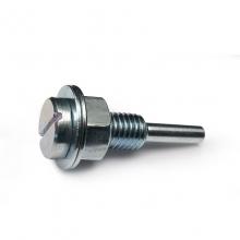 Násada (stopka) do vŕtačky 6mm, priemer otvoru 12.7mm