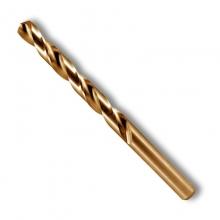 Kobaltový vrták do kovu 1,0x34 mm, HSS, DIN 338, 3 ks