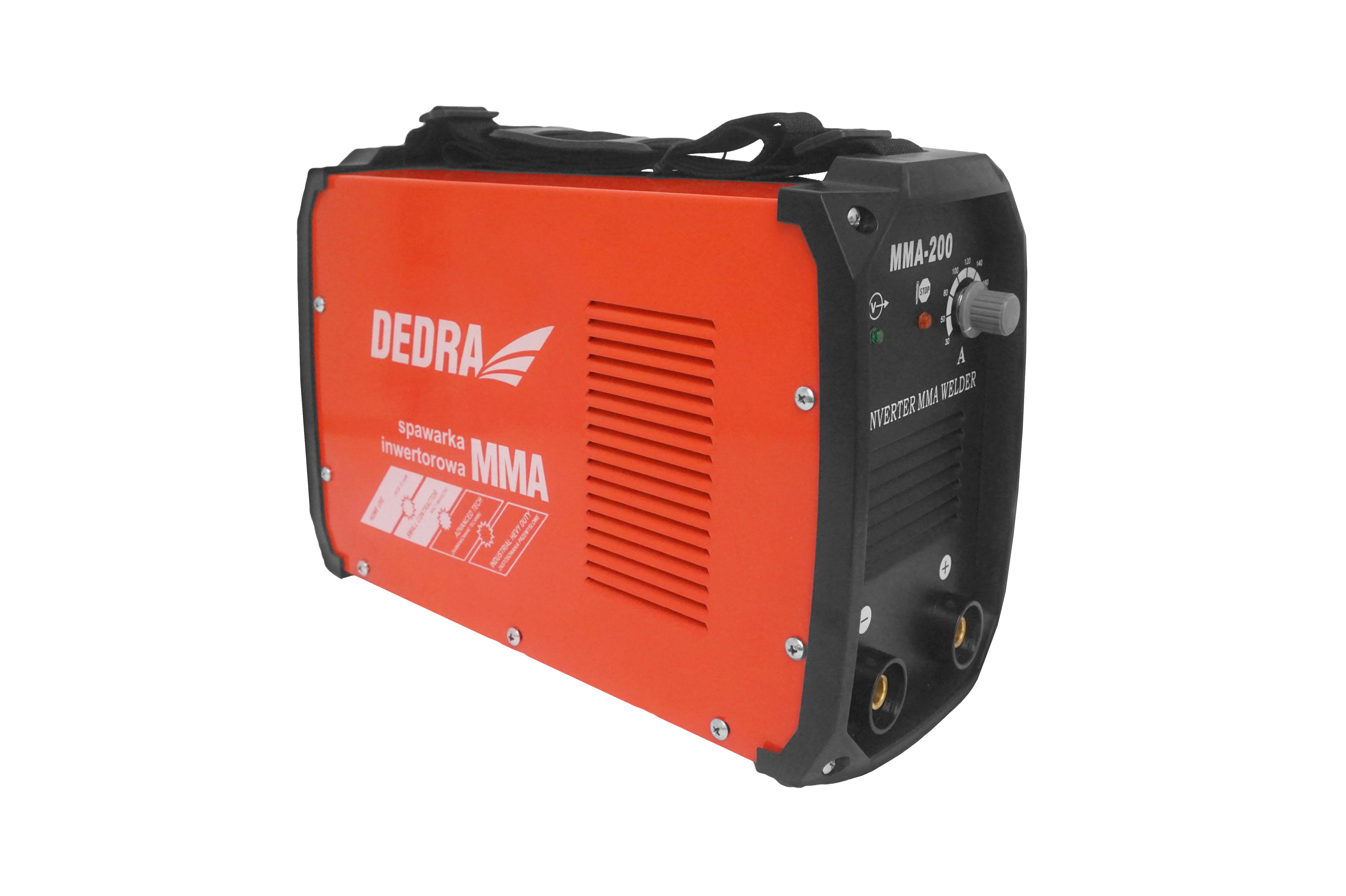 Invertorový zvárací usmerňovač  MMA 200A, elektródy do 4,00mm