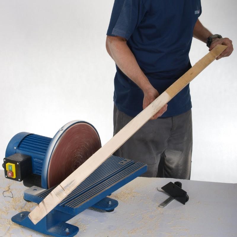Brúska tanierová na drevo 750W, disk priem.305mm