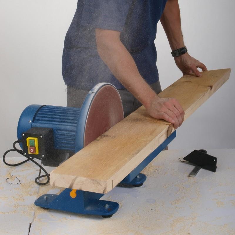 Brúska tanierová na drevo 750W, disk priem.305mm-1ks
