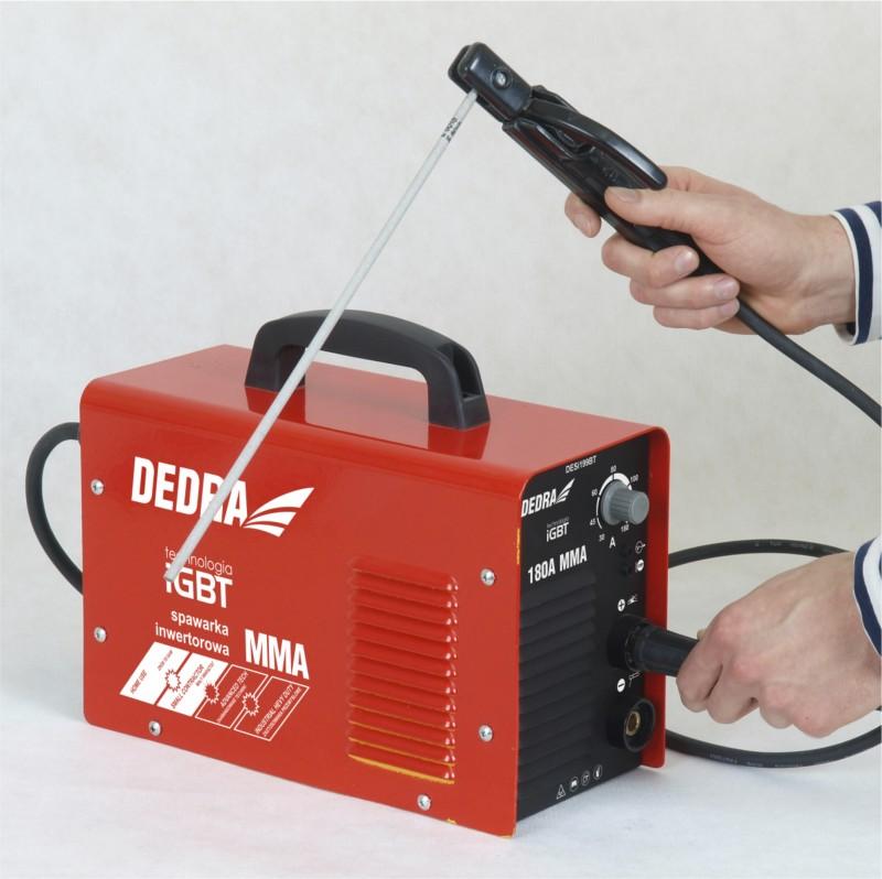 Zvárací invertor MMA 180A, TIG,  technológia IGBT