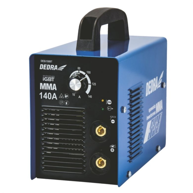 Zvárací invertor MMA 140A, TIG, technológia IGBT-1ks